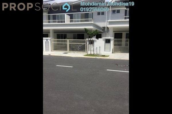 For Rent Terrace at Davina, Nilai Impian Freehold Unfurnished 4R/3B 1.5k