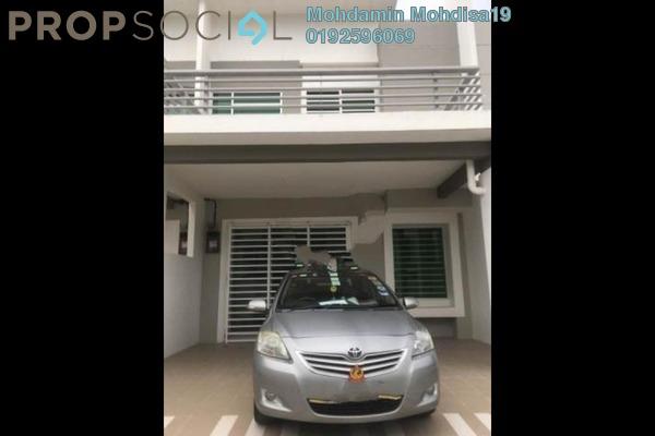 For Rent Terrace at Nusari Bayu, Bandar Sri Sendayan Freehold Semi Furnished 4R/3B 900translationmissing:en.pricing.unit