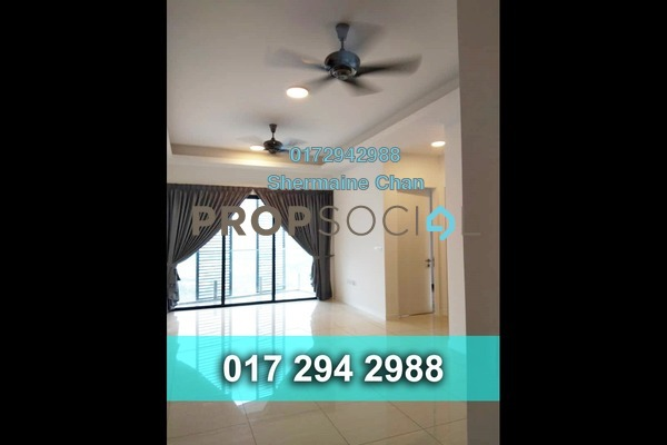 For Rent Condominium at Sky Condominium, Bandar Puchong Jaya Freehold Semi Furnished 3R/2B 1.8k