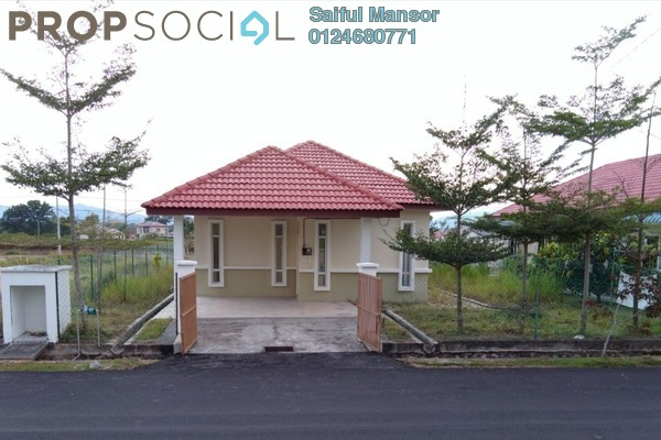 For Sale Bungalow at Albury @ Mahkota Hills, Semenyih Freehold Unfurnished 4R/2B 380k