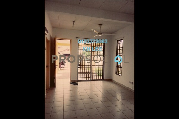 For Rent Terrace at Casa Bella, Bandar Bukit Raja Freehold Semi Furnished 3R/2B 1.1k