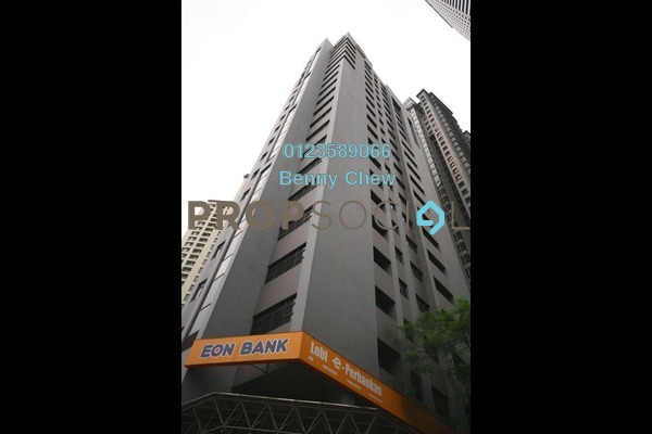 For Rent Office at Wisma Sin Heap Lee, Kuala Lumpur Freehold Semi Furnished 0R/0B 19.8k