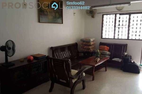 For Rent Terrace at Desa Setapak, Setapak Freehold Fully Furnished 3R/2B 1.5k