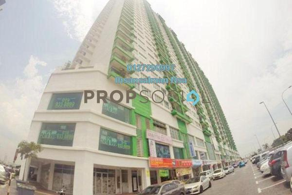 For Sale Serviced Residence at OUG Parklane, Old Klang Road Freehold Unfurnished 3R/2B 400k