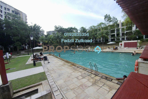 For Sale Condominium at Cyberia SmartHomes, Cyberjaya Freehold Unfurnished 3R/2B 295k