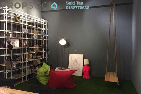 For Sale Office at Southgate, Sungai Besi Freehold Semi Furnished 0R/0B 368k