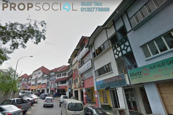 For Sale Shop at BRP 1, Bukit Rahman Putra Freehold Unfurnished 0R/0B 1.7m