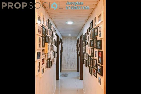 For Sale Condominium at Casa Idaman, Jalan Ipoh Freehold Semi Furnished 3R/1B 438k