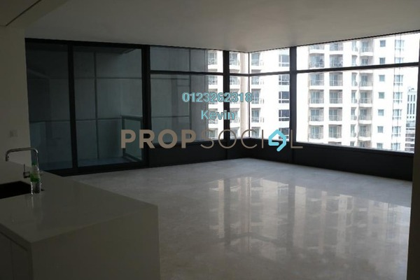 For Sale Condominium at The Troika, KLCC Freehold Semi Furnished 3R/4B 2.25m