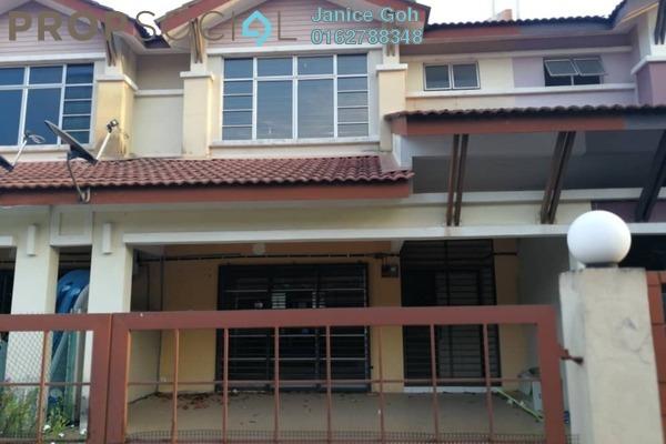 For Rent Terrace at Taman Puncak Utama, Kajang Freehold Semi Furnished 4R/3B 1.1k