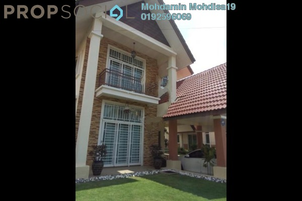 For Sale Bungalow at Delfina, Nilai Impian Freehold Fully Furnished 6R/4B 1.3m