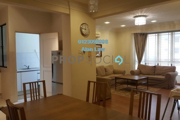 For Sale Condominium at Casa Tropicana, Tropicana Freehold Fully Furnished 3R/3B 720k