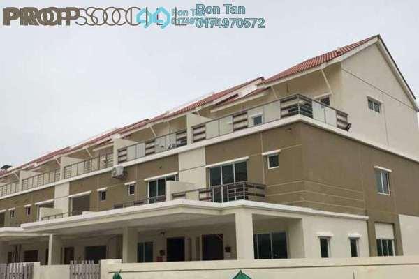 For Sale Terrace at Rena Park, Balik Pulau Freehold Unfurnished 5R/4B 755k