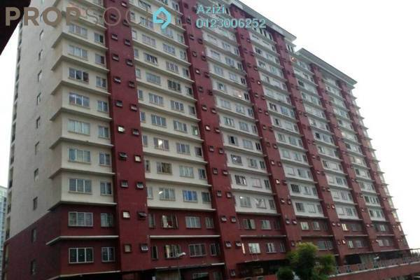 For Sale Apartment at The Lumayan, Bandar Sri Permaisuri Leasehold Unfurnished 3R/2B 325k