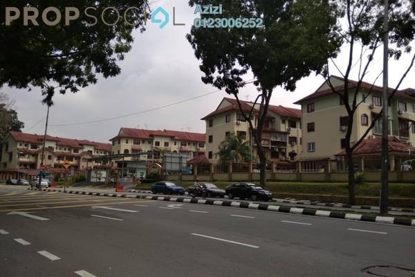 For Sale Townhouse at Villa Laman Tasik, Bandar Sri Permaisuri Leasehold Semi Furnished 4R/3B 550k