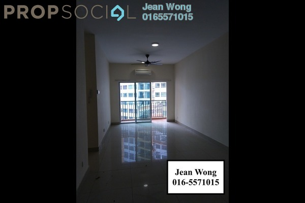 For Sale Serviced Residence at OUG Parklane, Old Klang Road Freehold Semi Furnished 3R/2B 390k