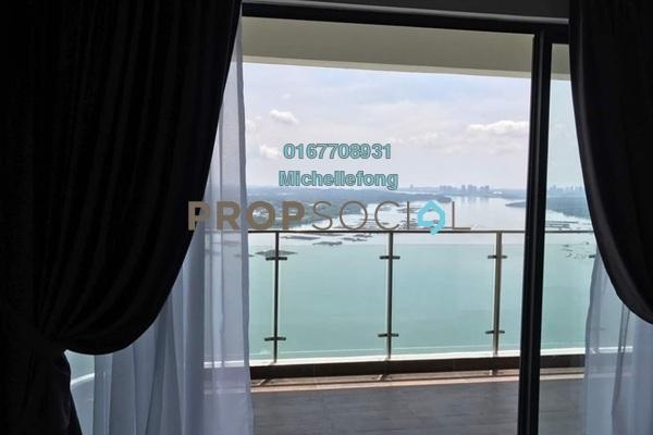 For Rent Condominium at Country Garden Danga Bay, Danga Bay Freehold Fully Furnished 3R/3B 3.3k