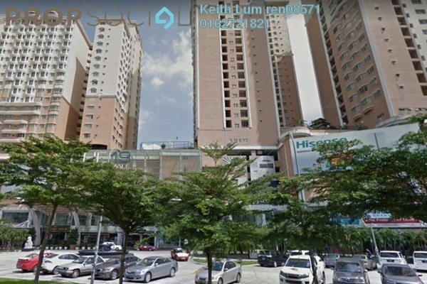 For Rent Condominium at Rhythm Avenue, UEP Subang Jaya Freehold Fully Furnished 3R/2B 1.5k