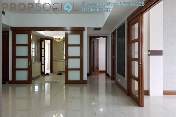For Sale Condominium at Mont Kiara Aman, Mont Kiara Freehold Semi Furnished 3R/4B 1.68m