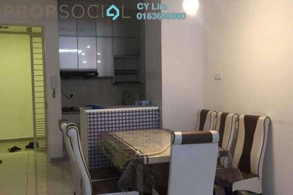 For Rent Serviced Residence at Zeva, Bandar Putra Permai Freehold Fully Furnished 2R/2B 1.5k