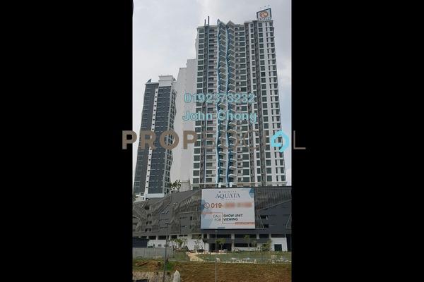 For Sale Condominium at Trinity Aquata, Sungai Besi Freehold Semi Furnished 3R/2B 750k