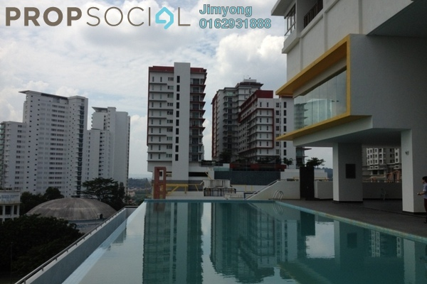 For Sale Serviced Residence at Neo Damansara, Damansara Perdana Leasehold Unfurnished 0R/1B 398k