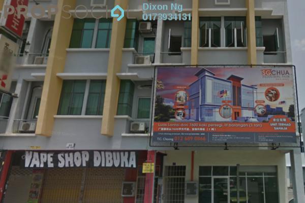For Sale Shop at Taman Kajang Putra, Kajang Freehold Unfurnished 1R/1B 1.15m