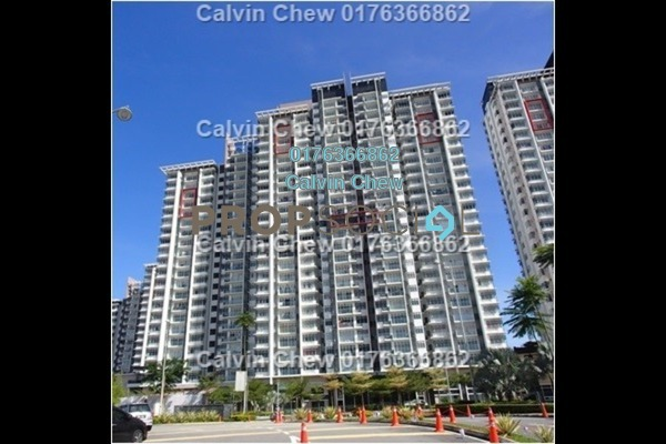 For Sale Condominium at Dwiputra Residences, Putrajaya Freehold Unfurnished 3R/3B 450k