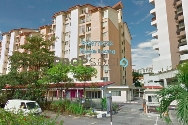 For Sale Apartment at Sering Casuarina, Batu 9 Cheras Freehold Unfurnished 3R/2B 290k