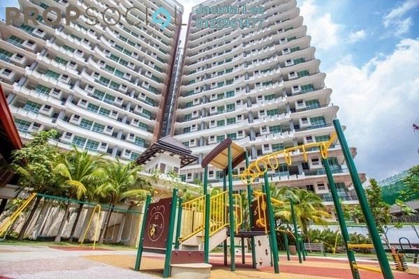 For Sale Duplex at Armanee Terrace II, Damansara Perdana Freehold Unfurnished 5R/4B 693k