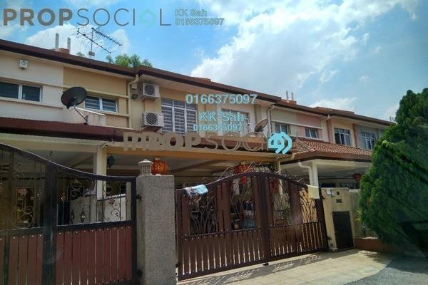 For Sale Link at Section 6, Bandar Mahkota Cheras Freehold Unfurnished 4R/3B 475k