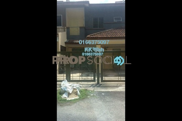 For Sale Link at Bandar Putera Klang, Klang Leasehold Semi Furnished 4R/3B 398k