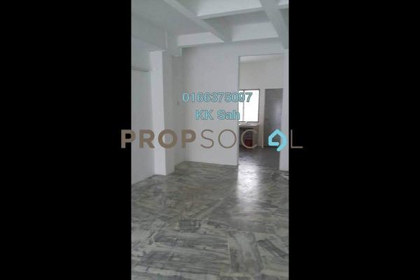 For Sale Terrace at Taman Klang Utama, Klang Freehold Semi Furnished 4R/2B 385k