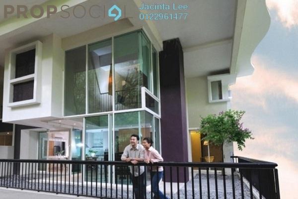 For Sale Duplex at Armanee Terrace II, Damansara Perdana Leasehold Unfurnished 5R/4B 729k