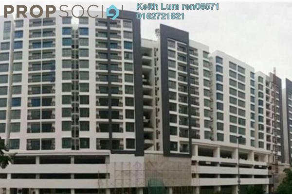 For Rent Condominium at Urbana Residences @ Ara Damansara, Ara Damansara Freehold Fully Furnished 3R/2B 2.8k