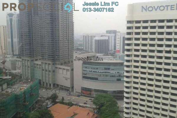 For Sale Condominium at Vipod Suites, KLCC Freehold Fully Furnished 2R/1B 1.1m