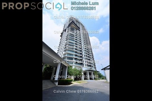 For Sale Condominium at Cristal Residence, Cyberjaya Freehold Unfurnished 3R/3B 522k