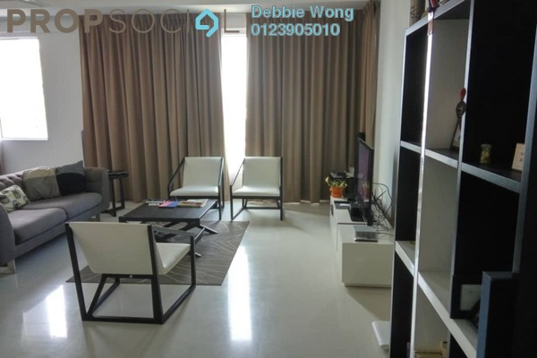 For Sale Condominium at Verticas Residensi, Bukit Ceylon Freehold Fully Furnished 2R/3B 1.39m