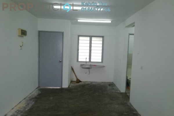 For Rent Apartment at Desa Pinang 2, Jelutong Freehold Unfurnished 3R/1B 700translationmissing:en.pricing.unit