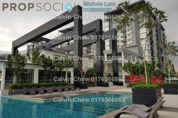 For Sale Serviced Residence at BSP 21, Bandar Saujana Putra Freehold Unfurnished 2R/2B 342k