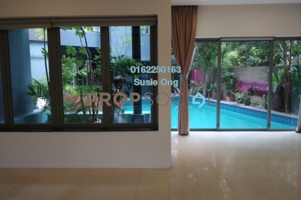 For Rent Bungalow at HPY Residences, Kuala Lumpur Freehold Semi Furnished 5R/6B 15k