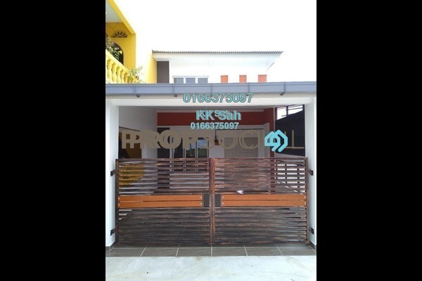 For Sale Terrace at Bandar Rinching, Semenyih Freehold Unfurnished 3R/2B 355k