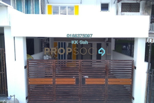 For Sale Terrace at TTDI Grove, Kajang Freehold Unfurnished 3R/2B 380k