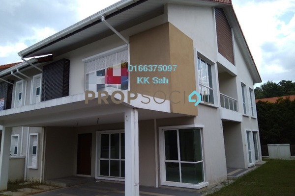 For Sale Semi-Detached at Villa Damai, Alam Damai Freehold Semi Furnished 6R/6B 2.2m
