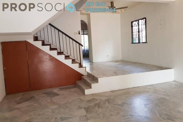 For Sale Terrace at SL11, Bandar Sungai Long Freehold Semi Furnished 4R/3B 480k