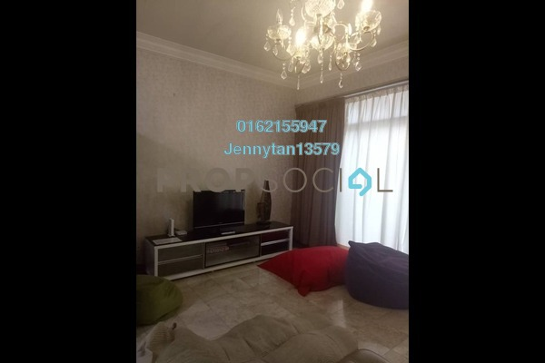 For Rent Condominium at Corinthian, KLCC Freehold Fully Furnished 3R/2B 3k