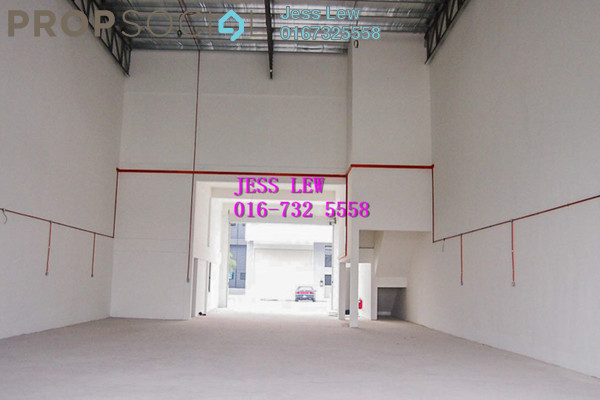 For Rent Factory at Kampung Desa Aman, Sungai Buloh Freehold Unfurnished 1R/4B 11k