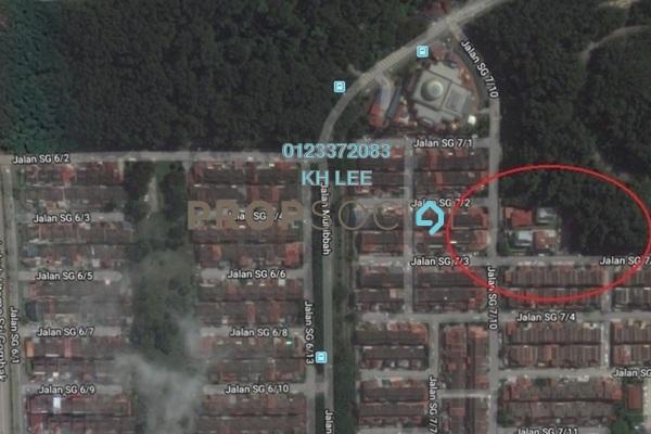 For Sale Land at Taman Sri Gombak, Batu Caves Freehold Unfurnished 0R/0B 810k