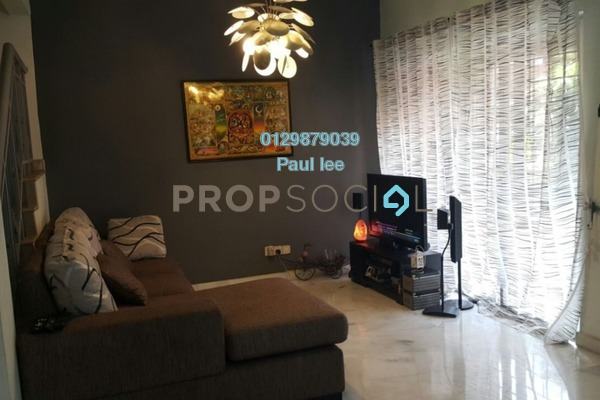 For Sale Terrace at Putra Residence, Putra Heights Freehold Semi Furnished 4R/3B 730k