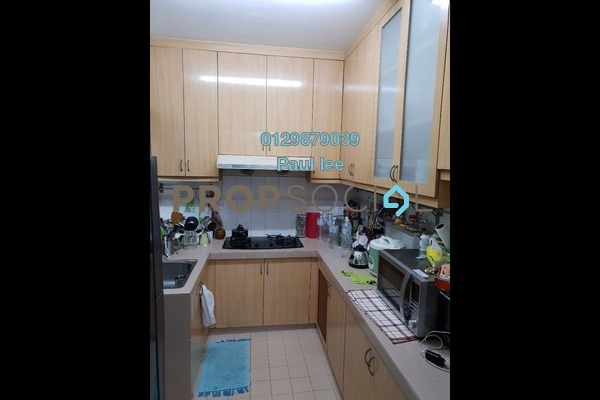 For Sale Apartment at D'Kiara Apartment, Pusat Bandar Puchong Freehold Semi Furnished 3R/2B 388k
